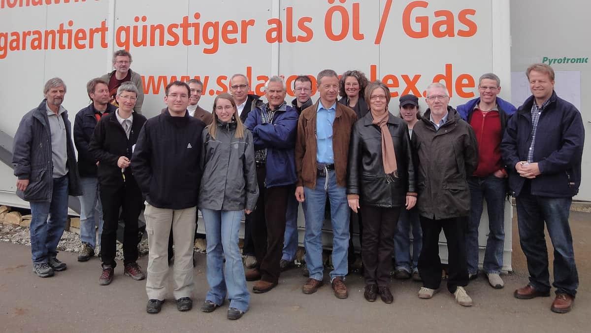Studienreise erneuerbare Energien Bodensee