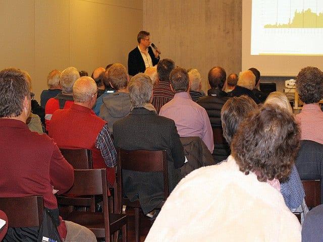 Vortrag Eigenverbrauch von Solarstromanlagen