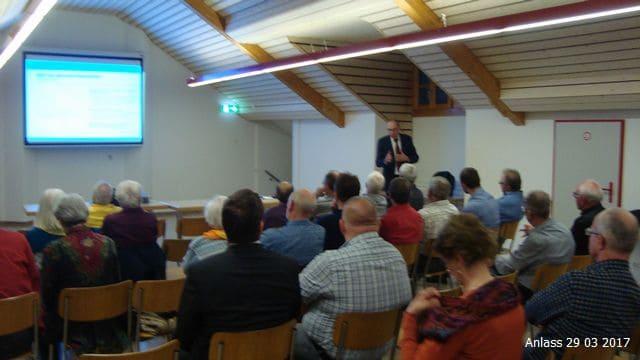 Vortrag M. Gysler BFE Energiestrategie 2050