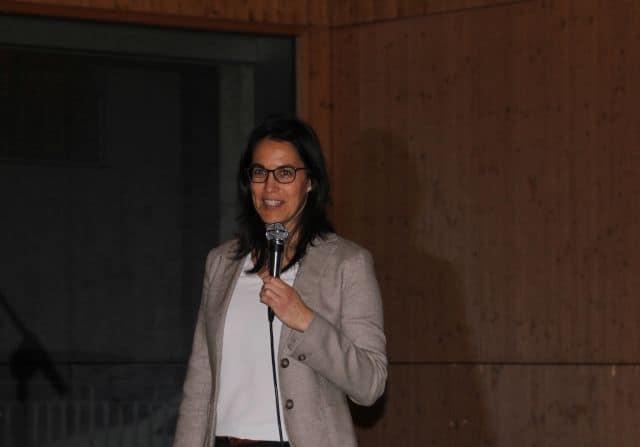 Jolanda Roma von Fa. Schweizer AG