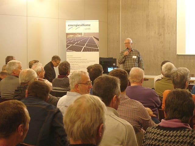 Einfuehrung Vortrag Klimawandel Energie
