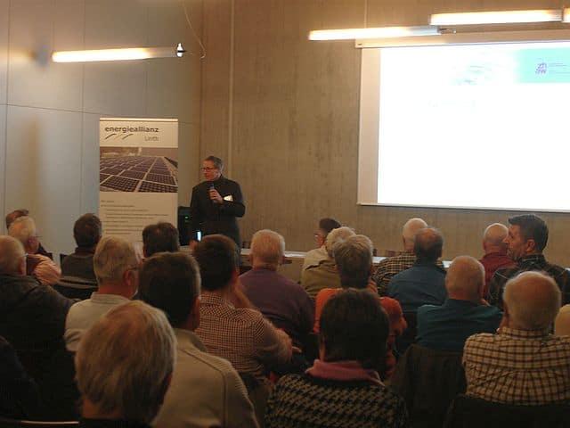 Vortrag Energie Klimawandel